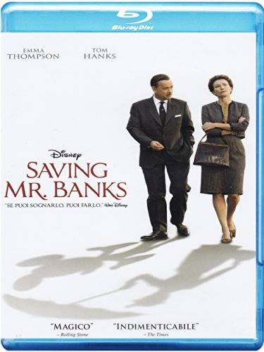 Saving Mr. Banks [Blu-ray] [IT Import]