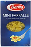 Barilla Mini Farfalle, 16-Ounce Boxes (Pack of 4)