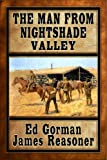 img - for THE MAN FROM NIGHTSHADE VALLEY book / textbook / text book