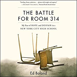 The Battle for Room 314 Audiobook