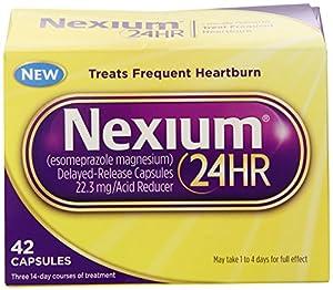 Nexium 24HR Capsules, 42 Count