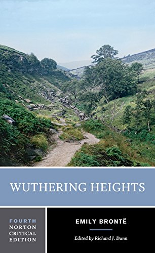 wuthering heights  norton critical editions  – reading lengthwuthering heights  norton critical editions  by emily brontÃÂ