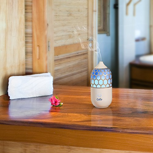 Calming Colors That Will Perfect Your Home: Calily™ Eternity Ultrasonic Essential Oil Diffuser