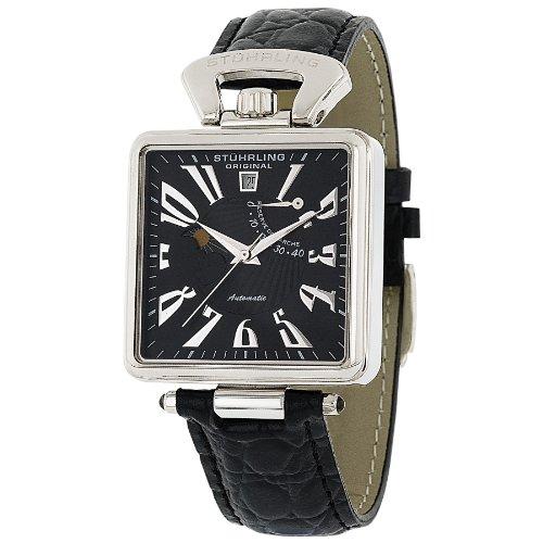 Stuhrling Original Men's 146.33151 Boardroom 'San Marco' Automatic Power Reserve Watch