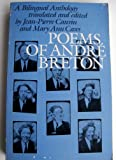 Poems of Andre Breton: A Bilingual Anthology (0292764774) by Breton, Andre