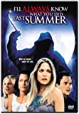 I'll Always Know What You Did Last Summer (Sous-titres français) [Import]