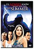 I'll Always Know What You Did Last Summer [DVD] [2006] [Region 1] [US Import] [NTSC]