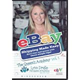 eBay Shipping Made Easy DVD with Lynn Dralle (The Queen of Auctions) The Queens Academy Vol. 1 ~ Lynn Dralle