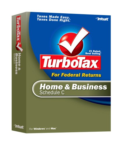 2006 TurboTax Home and Business Federal Win/Mac [OLDER VERSION]