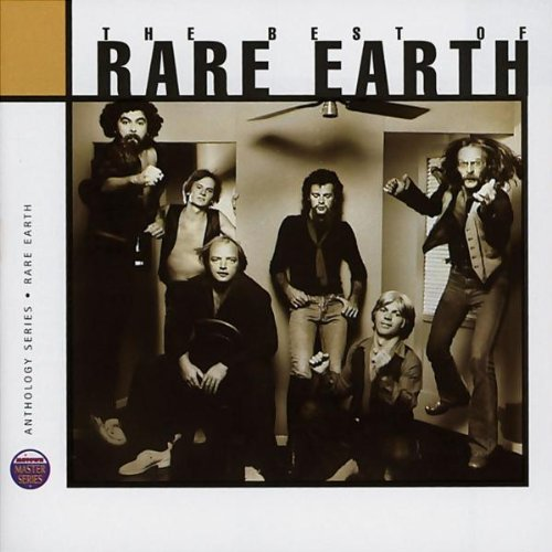 Anthology: The Best of Rare Earth artwork
