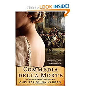 Commedia della Morte: A Novel of the Count Saint-Germain by Chelsea Quinn Yarbro
