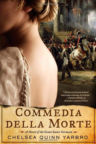 Image of Commedia della Morte: A Novel of the Count Saint-Germain (St. Germain)