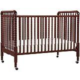 DaVinci Jenny Lind 3-in-1 Convertible Crib, Cherry