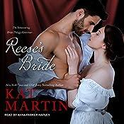 Reese's Bride: Bride Trilogy, Book 2 | Kat Martin