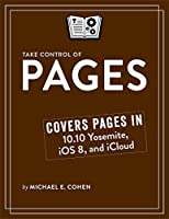 Take Control of Pages Front Cover