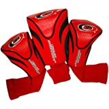 NHL Anaheim Mighty Ducks 3 Pack Contour Headcovers