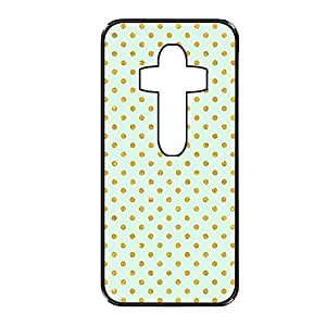 Vibhar printed case back cover for LG G3 GrenGlitr
