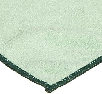 CPI MCLOTH300 G Heavy Duty Microfiber Cloth, 16-Inch x 16-Inch, Green (Pack of 12)