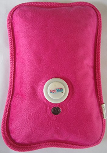 Rechargeable Portable Heat Pad/Pack (Soft Pink)