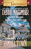 img - for Born in a Small Town: The Glory Girl/Promise Me Picket Fences/Midnight Sons and Daughters (Midnight Sons #7) (Harlequin Superromance, No 936) book / textbook / text book