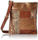 HOBO Hobo Vintage Dalena Cross Body Handbag, Python Patchwork, One Size