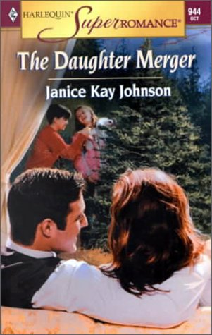 Image for The Daughter Merger (Harlequin Superromance No. 944)