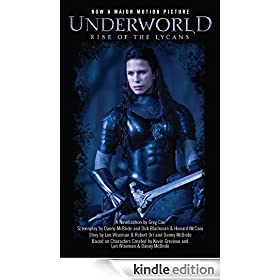 Underworld: Rise of the Lycans (Underworld (Pocket Star Books))
