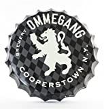 Ommegang Bottle Cap Sign/Tacker