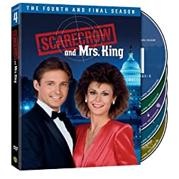 Scarecrow & Mrs. King: The Complete Fourth Season