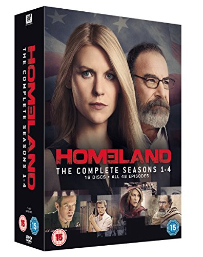 Homeland Season 1 - 4 [DVD](海外inport版)