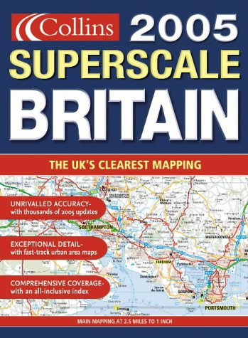 Superscale Road Atlas Britain and Ireland 2005 PDF