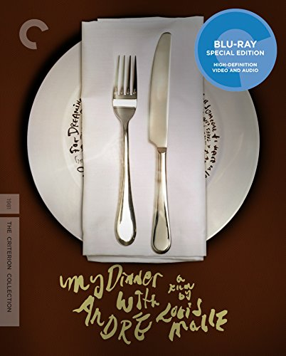 My Dinner with André [Blu-ray]
