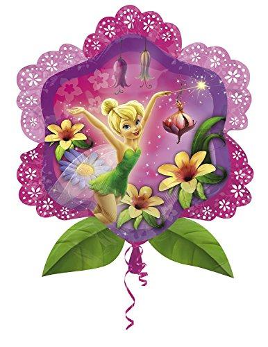 """Anagram International 2733901 Tinker Bell Flower Pack, 27"""""""