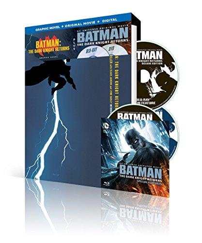 Batman: The Dark Knight Returns, Part 1 and Part 2 (BD) [Blu-ray]