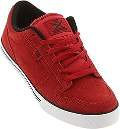 DC Fitz S Black Mens Shoes