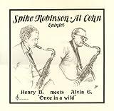 echange, troc Spike Robinson & Al Cohn - Henry B Meets Alvin G