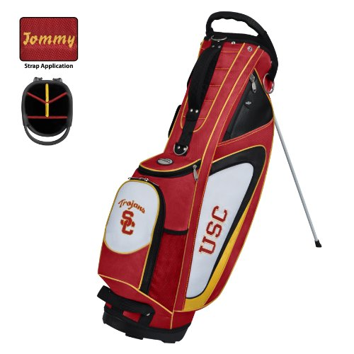 NCAA USC Trojans Gridiron II Stand Bag at Amazon.com