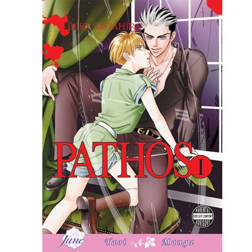 Pathos Vol. 1 (Yaoi Manga)