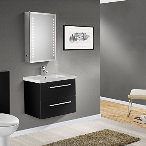 600mm-wall-hung-black-gloss-finish-bathroom-basin-sink-cabinet-vanity-unit
