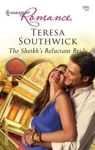 Image for The Sheikh's Reluctant Bride (Harlequin Romance)