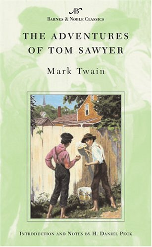 Cover of The Adventures of Tom Sawyer (Barnes & Noble Classics)