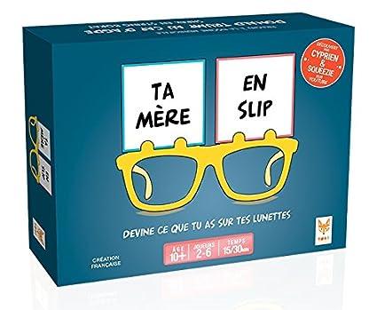 Topi Games - 439001 - Ta Mère En Slip