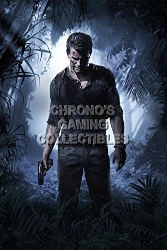 "CGC Poster grande, motivo: Uncharted 3 Drake's Deception, PS3, UCH013, Carta, 24"" x 36"" (61cm x 91.5cm)"