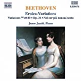 Variations and fugue in E-flat major, 'Eroica' (15) op.35 Beethoven