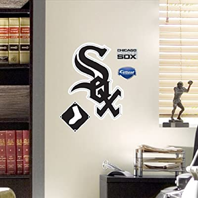 MLB Chicago White Sox Fathead Logo Decal