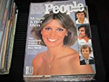img - for People Weekly (MARJORIE WALLACE , Jimmy Connors , Georgie Best , Peter Revson , MARJIE & Her Men, November 22 , 1976) book / textbook / text book