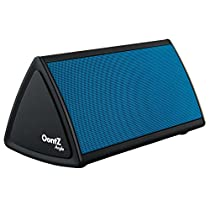 Cambridge SoundWorks OontZ Angle Enhanced Edition Ultra Portable Wireless Bluetooth Speaker with up to 12 Hour Battery Life... Great sound, Surprising Volume and Built in Mic for Handsfree Speakerphone... The Perfect Speaker for your: iPhone, iPad, Samsung, Android smartphones, mp3 players and tablets... Matte Black with Blue Grille... Give your GRAD the GIFT they want to receive