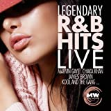 echange, troc VARIOUS ARTISTS - Legendary R&B Hits - Live