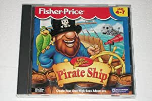Fisher Price Great Adventures Pirate Ship PC game trailer ...