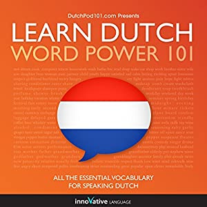 Learn Dutch: Word Power 101 | Livre audio